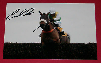 Graham Lee Racing Hand Signed Autograph Photo