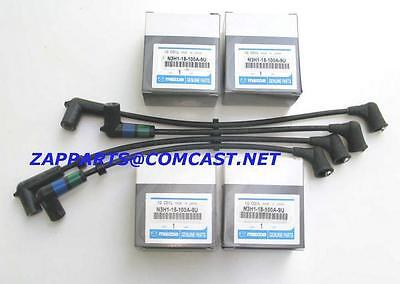 ignition coil & wire set mazda rx-8 2004-2008
