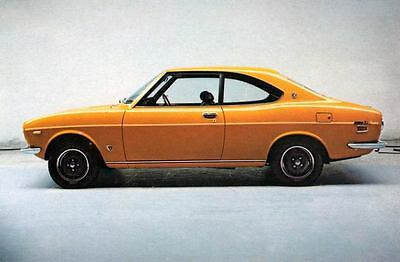 1971 Mazda RX2 Coupe Rotary Factory Photo J4459