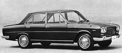1966 Nissan Cedric De Luxe Sedan Factory Photo J4844