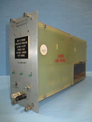Bently Nevada 7200 Power Supply PLC Module 720500108 PS S-7200-R 72050-01-08