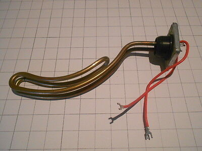 ELECTRIC HOT WATER HEATING ELEMENT 3.kw  -3.6kwCOPPER  SICKLE TYPE