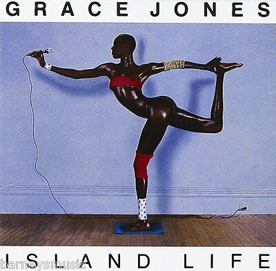 Grace Jones ( New Sealed Cd ) Island Life / Greatest Hits / The Very Best Of