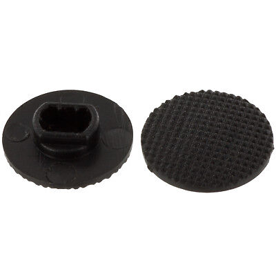 ZedLabz Analog Joystick Controller Button Cap Sony PSP 1000 1003 1004 Fat Black