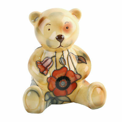 """Old Tupton Ware Teddy Bear Collection Figurine  3""""  Poppy  5911"""