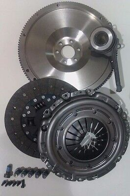 Vw Golf 1.9Tdi 1.9 Tdi 130 Asz  Flywheel, Clutch Kit, Csc & All Bolts