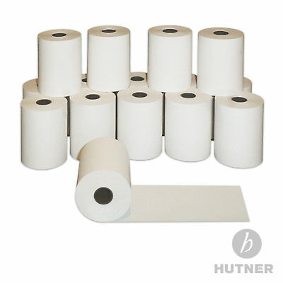 Thermorollen 57mm x 25m x 12mm - EC Cash Rollen 57x25x12 Bonrollen 57 mm Thermo