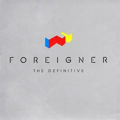 Foreigner ( New Sealed Cd ) The Definitive / 20 Greatest Hits Very Best Of