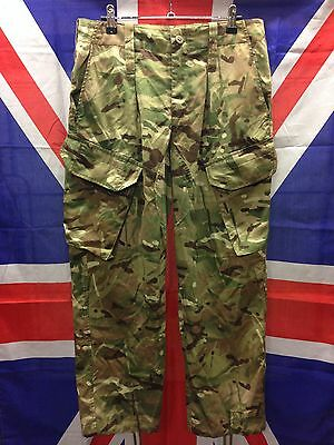Genuine British Army Surplus Multicam MTP Temperate Combat Trousers PCS Grade 1