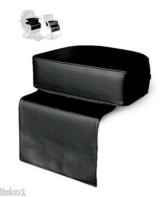Barber Salon Styling Chair Childs Cushioned Vinyl Booster  1 - seat