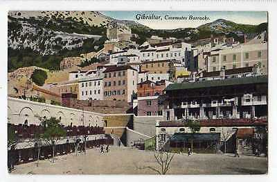 (Lt369-384) Casamates Barracks, GIBRALTAR Unused, c1905 G-VG,