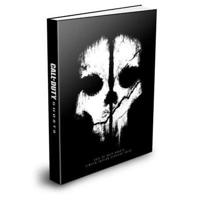 Call of Duty Ghosts 10, offiz. Engl.Lösungsbuch / Limited Edition Strategy Guide
