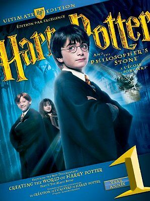 Harry Potter and the Philosopher's Stone: Ultimate Collector's Edition [DVD] New