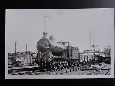 GNR Steam Locomotive No.406 0-8-0 Great Northern Railway RP Photocard