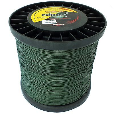 Gsr Pefiber Uhmwpe Fishing Line 200Lb 1000M Green Deck Winch Electric Reel