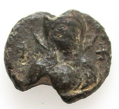 Byzantine Empire Lead Seal Bulla Cherson 613-641