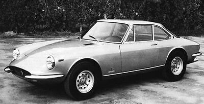 1970 Ferrari 365GTC Coupe Factory Photo J6943
