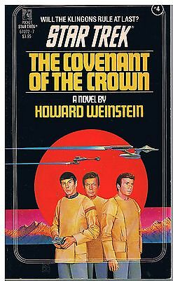 Star Trek: The Covenant of the Crown / Howard Weinstein