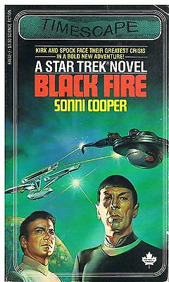 Star Trek: Black Fire / Sonni  Cooper 1983