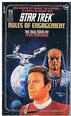 Star Trek: Rules of Engagement / Peter Morwood 1990