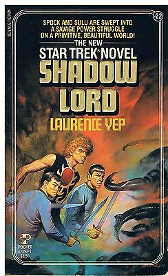Star Trek: Shadow Lord / Laurence Yep 1985