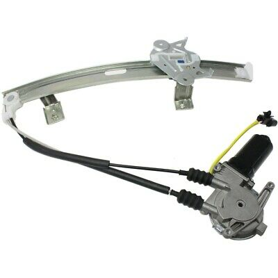 Power Window Regulator For 91-96 Mitsubishi 3000GT Front Driver Side With Motor