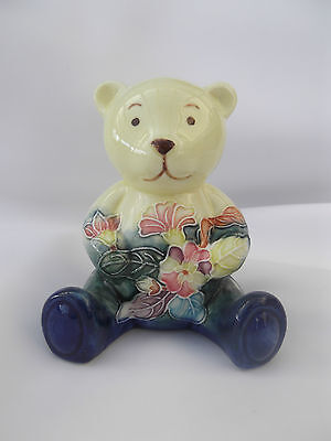 """Old Tupton Ware Teddy Bear Collection Figurine  3"""" ~ PANSY 5904"""