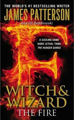 The Fire 3 by James Patterson and Jill Dembowski (2013, Paperback)