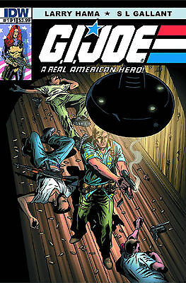 G.I. Joe #191 (NM)`13 Hama/ Gallant