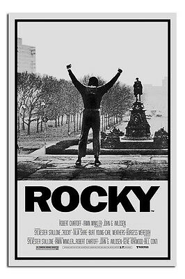 Rocky 1 24 x 36 Inch Movie Poster New - Laminated Available