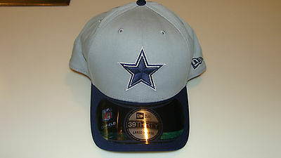 New Era Hat Cap NFL Football Dallas Cowboys 39thirty S/M Flex Fit Thanksgiving