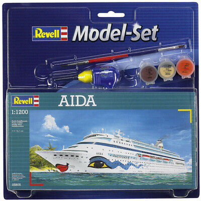 Revell Model Set AIDA Scale 1:1200)