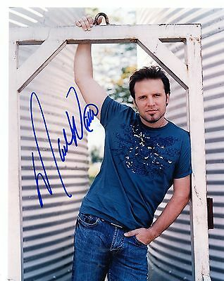 Mark  Wills   Country   Singer   Signed  Autographed 8X10  Photo