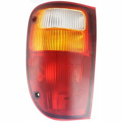 Tail Light For 2001-2008 Mazda B3000 DS LH Amber, Clear & Red Lens