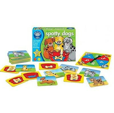 Spotty Dogs Game Counting Game Learn Number & Quantity