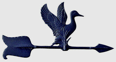 "Whitehall 24"" Duck Accent Weathervane SAME DAY & FREE SHIP with Mount No Rust!"