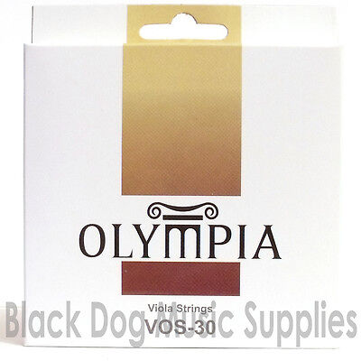 Set of top quality Olympia Viola Strings  RRP £9.99