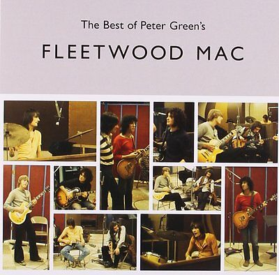 Fleetwood Mac ( New Sealed Cd ) Very Best Of Peter Green's / 20 Greatest Hits