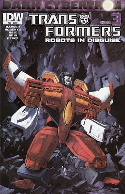 The Transformers: Robots In Disguise #23 Reg Cvr (Idw Comics)
