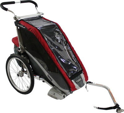 Thule Chariot Cougar 1 Red Child Bike Carrier