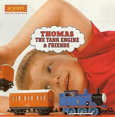 Hornby 1999 Thomas & Friends Booklet