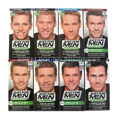 Just For Men Original Hair Colour Dye Same Day Despatch Discreet Packaging