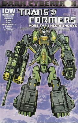 The Transformers: More Than Meets The Eye #24. Sub Cvr (Idw Comics) Free Uk P+P!