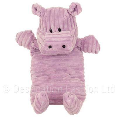NEW* Microwavable Hot Bead Wheat Lavender Bag Pack Soft Hippo Puppy Dog