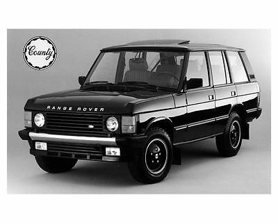 1989 Range Rover Country Photo c9656