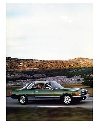 1980 Mercedes Benz 280SLC Photo c9784