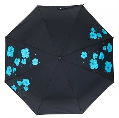 Cheeky Good Friends Message Compact Automatic Open Close Folding Umbrella