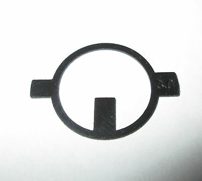 Feinwerkbau 16mm front sight metal inserts Post type