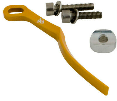 K-Edge Standard Braze-On Road Bike Chain Catcher Gold