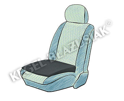 Napoleon Adult Luxury Support Cushion Seat Wedge Booster Foam for Car or Office
